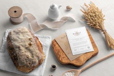 Bakery Branding Mockup Kit