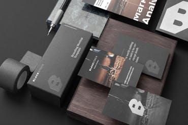 Blackstock Branding Mockup