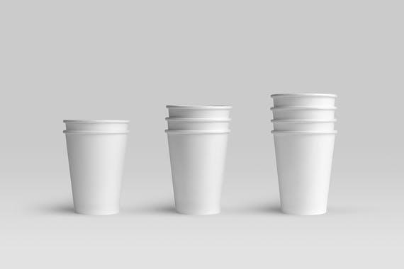 Blend – Coffeehouse Branding Mockup