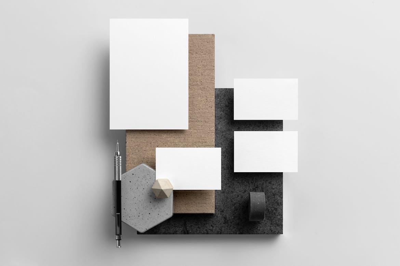 Geometria Branding Mockup
