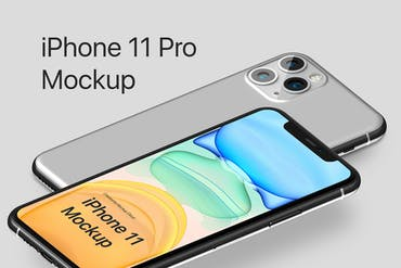 iPhone 11 Pro Max Mockups Kit