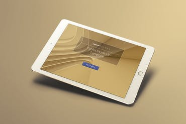 Tablet Mockup Set