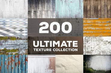 200 Ultimate Textures Package