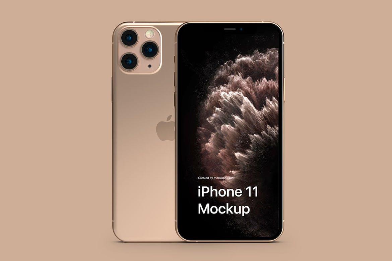 iPhone 11 Pro Max Mockups Kit
