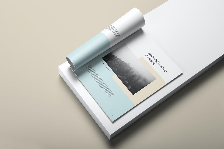 Editorial Mockup Package