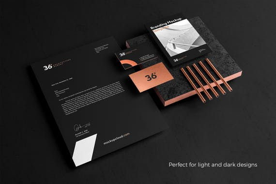 Elements - Branding Mockups Bundle