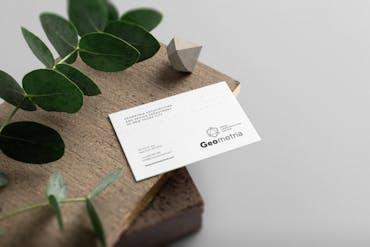Free Business Card Mockup Vol. 5