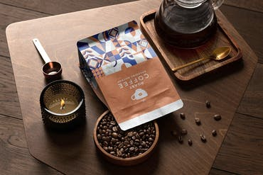Roast – Coffee Branding Mockups