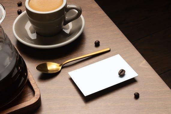 Roast – Coffee Branding Mockups