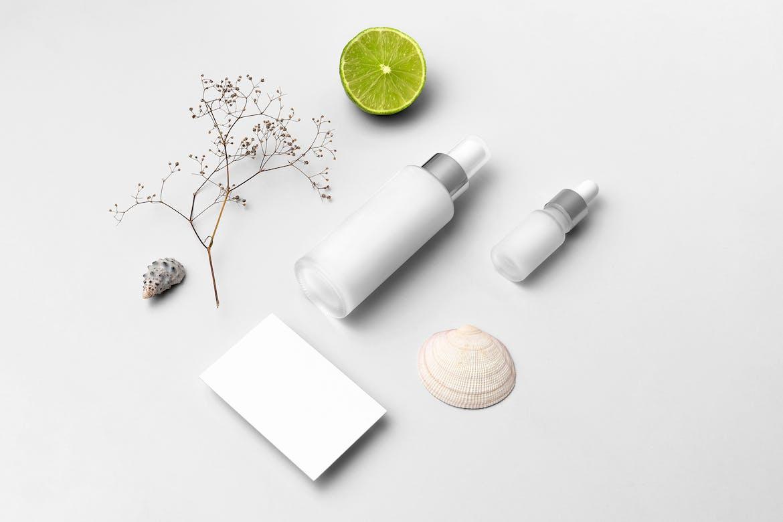 Tropical – Cosmetics Branding Mockups