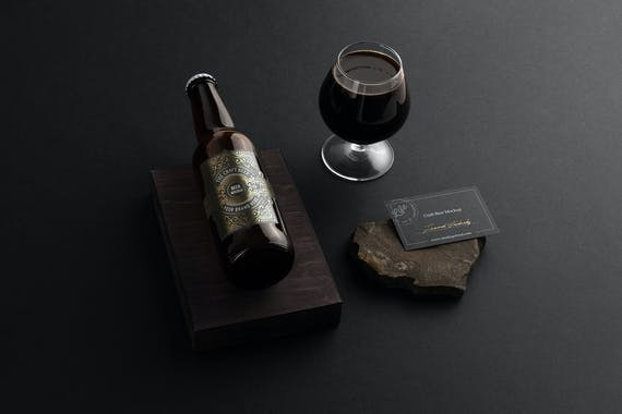 Craft Beer Packaging Mockups