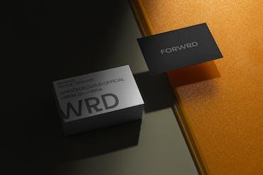 Forwrd Branding Mockup